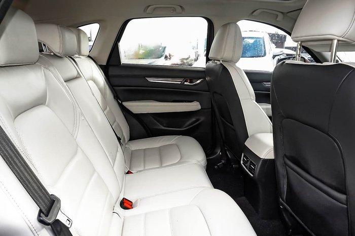 2017 Mazda CX-5 GT KF Series AWD Grey