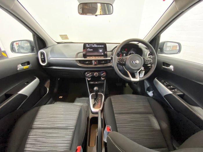 2021 Kia Picanto S JA MY21 Grey