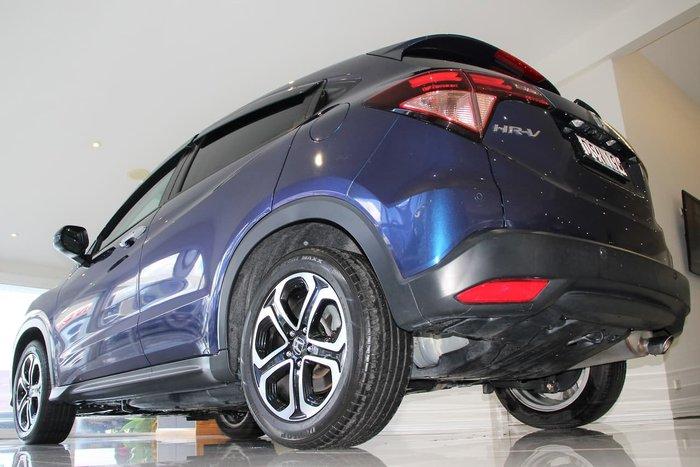 2017 Honda HR-V VTi-L MY17 Blue