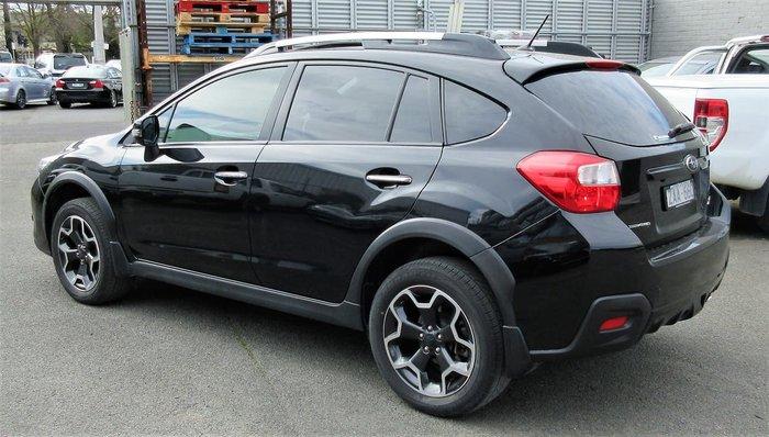 2013 SUBARU XV 2.0i-S G4X Black