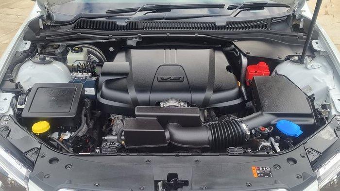 2014 Holden Commodore SV6 VF MY14 White