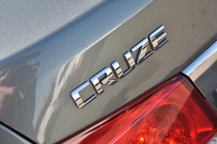 2015 Holden Cruze Equipe JH Series II MY15 Grey