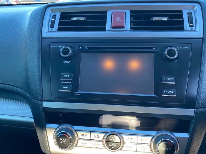 2016 Subaru Outback 2.5i 5GEN MY16 AWD Grey
