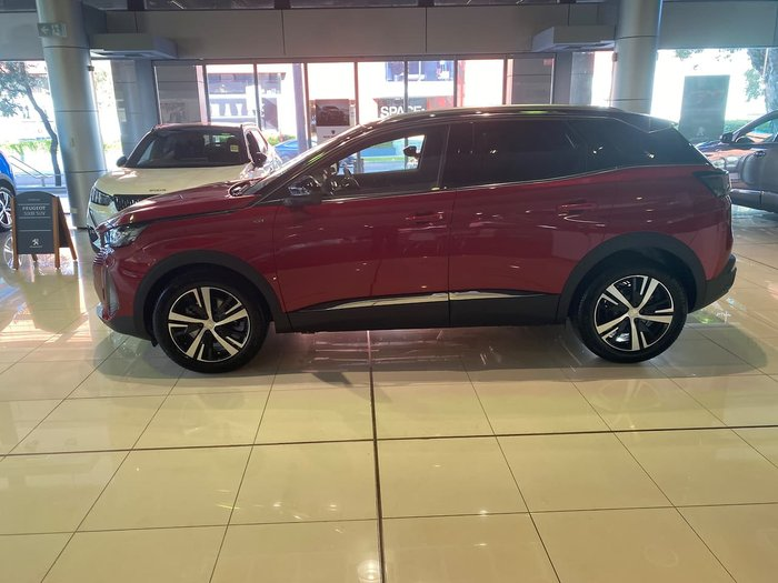 2021 PEUGEOT 3008 GT P84 Red