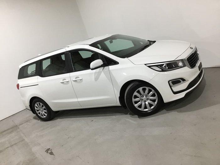 2018 Kia Carnival S YP MY19 White