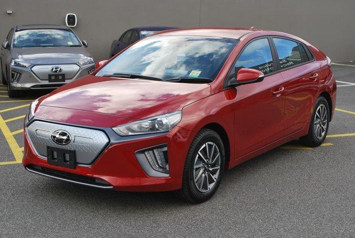 2021 Hyundai IONIQ electric Elite AE.V4 MY21 Red