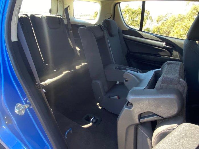 2018 Holden Trailblazer LT RG MY18 4X4 Dual Range Blue