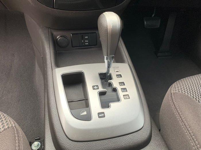2011 Hyundai Santa Fe SLX CM MY12 4X4 On Demand White