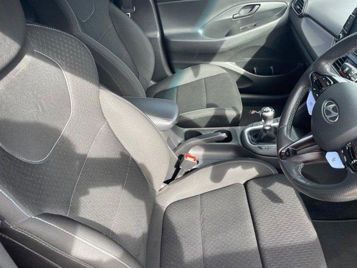 2018 Hyundai i30 N Line PD.3 MY19 Black