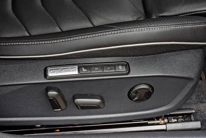 2018 Volkswagen Arteon 206TSI R-Line 3H MY18 Four Wheel Drive Chilli Red