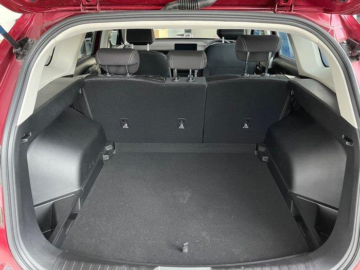 2021 Haval H6 Premium B01 Drive Type: Burgundy Red