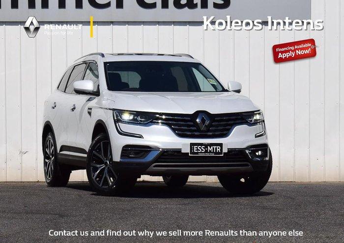 2021 Renault Koleos Intens HZG MY21 White
