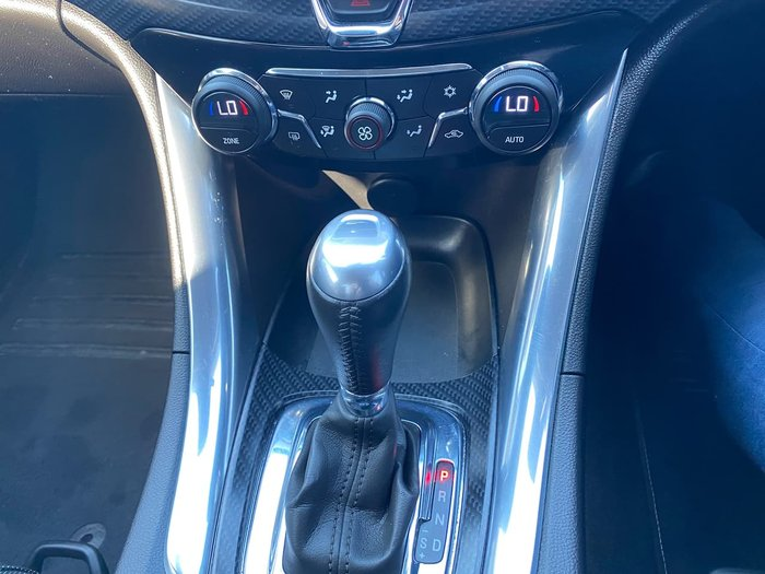 2016 Holden Ute SS V Redline VF Series II MY16 Blue