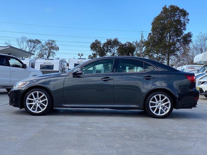 2011 Lexus IS IS250 Prestige GSE20R MY11 Grey