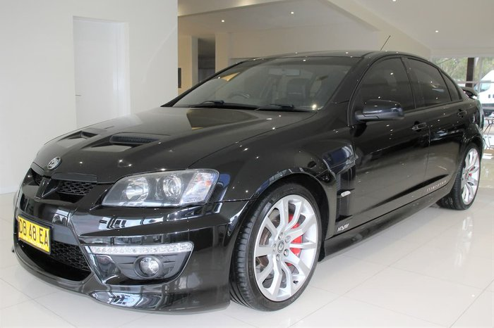 2013 Holden Special Vehicles Clubsport R8 GEN-F MY14 Black