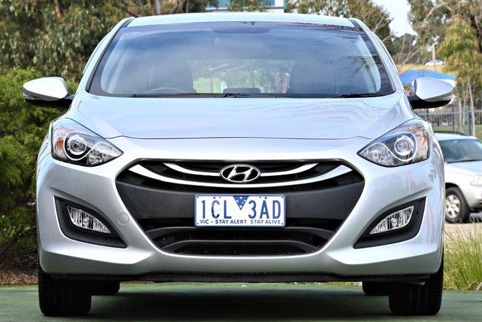 2014 Hyundai i30 Trophy GD2 MY14 Sleek Silver