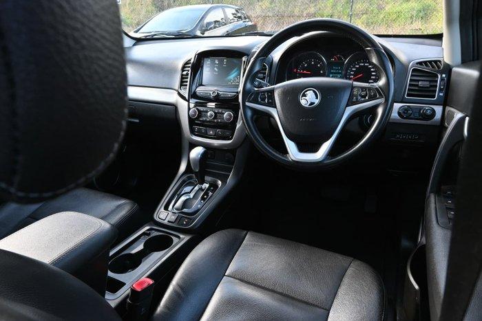 2016 Holden Captiva LTZ CG MY16 AWD Carbon Flash Black