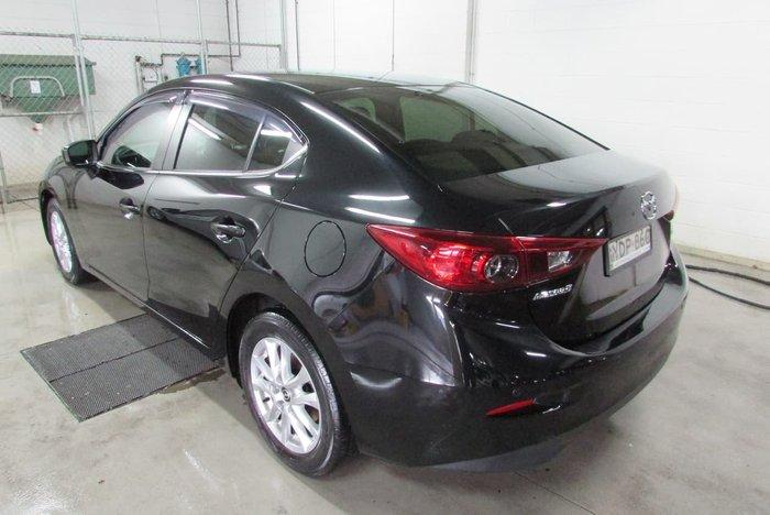 2015 Mazda 3 Maxx BM Series Black