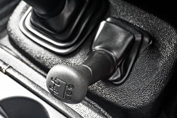 2015 Land Rover Defender 90 MY15 4X4 Dual Range Indus Silver