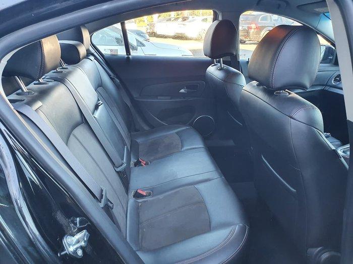 2016 Holden Cruze SRi Z-Series JH Series II MY16 Black