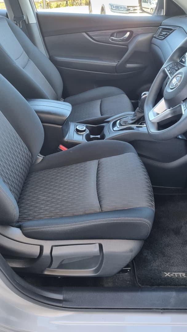 2019 Nissan X-TRAIL ST T32 Series II 4X4 On Demand Brilliant Silver