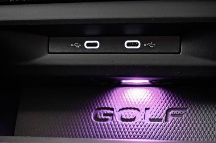 2021 VOLKSWAGEN GOLF GTI 8 Red