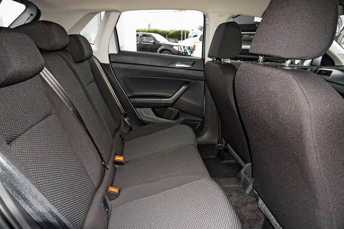 2021 Volkswagen Polo 70TSI Trendline AW MY21 Silver