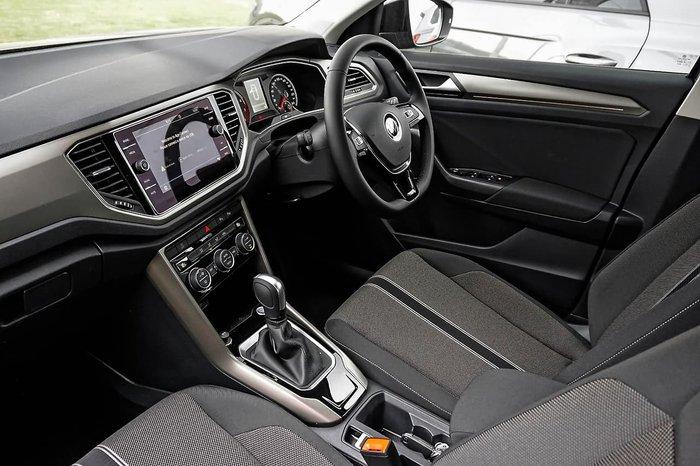 2021 VOLKSWAGEN T-ROC 110TSI Style A1 Grey