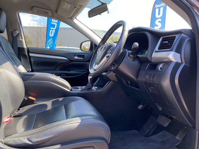 2015 Toyota Kluger GXL GSU50R Grey