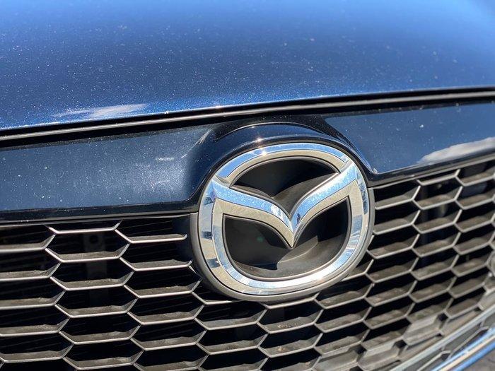 2014 Mazda CX-5 Grand Touring KE Series MY14 AWD Blue