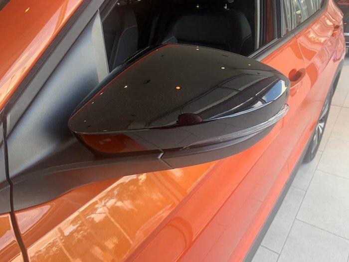 2021 VOLKSWAGEN T-CROSS 85TSI CityLife C1 Orange