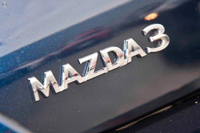 2021 MAZDA 3 G20 Touring BP Series Blue