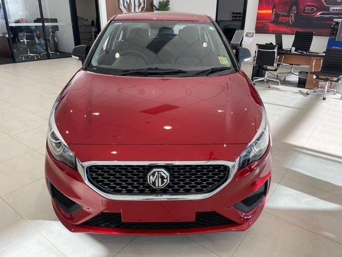 2021 MG MG3 Core MY21 Tartan Red