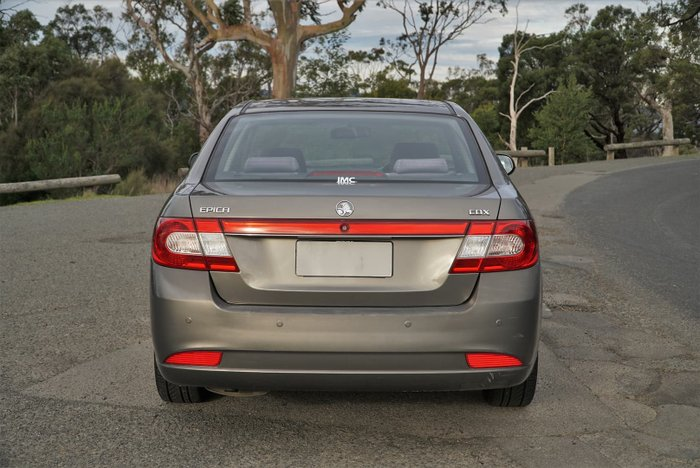 2008 Holden Epica CDX EP MY09 Grey