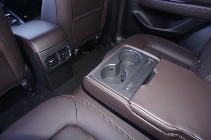 2021 Mazda CX-5 Akera KF Series AWD Deep Crystal Blue