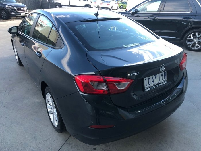 2018 Holden Astra LS BL MY18 BLUE