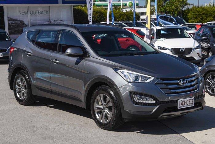 2015 Hyundai Santa Fe Active DM3 Series II MY16 4X4 On Demand Silver