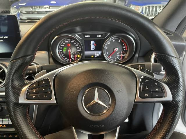 2018 Mercedes-Benz CLA-Class CLA200 C117 SILVER
