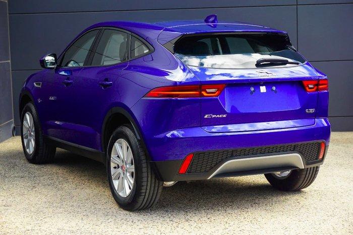 2018 Jaguar E-PACE D180 S X540 MY18 AWD Blue