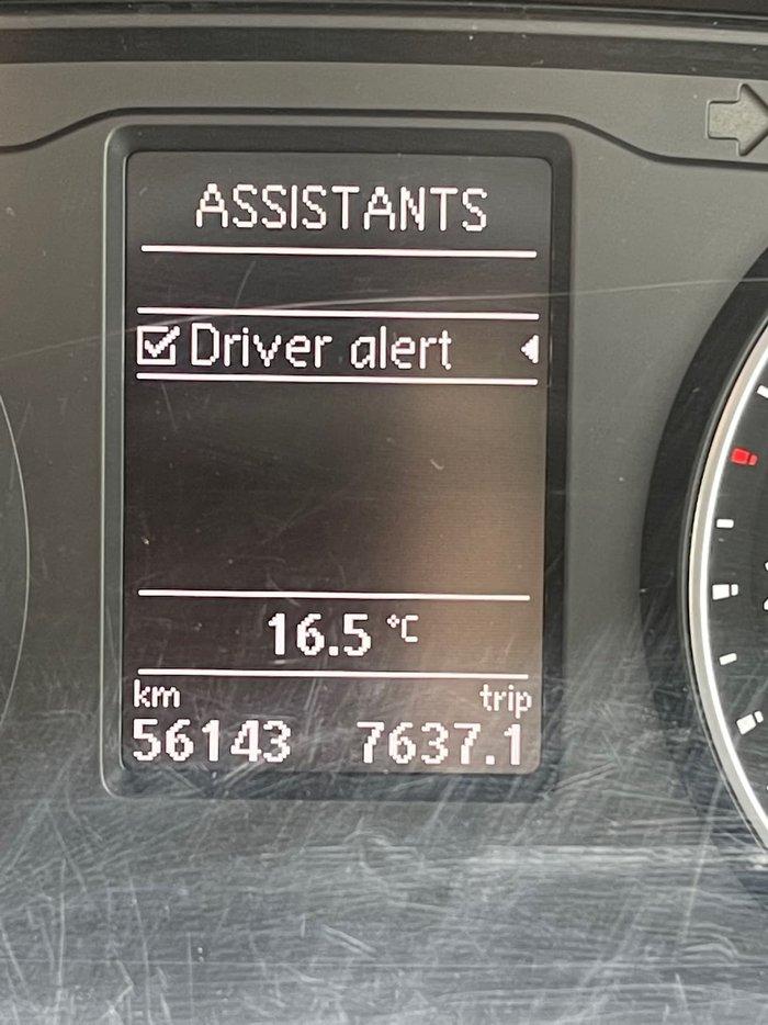 2016 VOLKSWAGEN CARAVELLE TDI340 T6 White