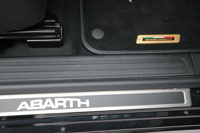 2021 Abarth 595 Scorpioneoro Series 4 Scorpione Black