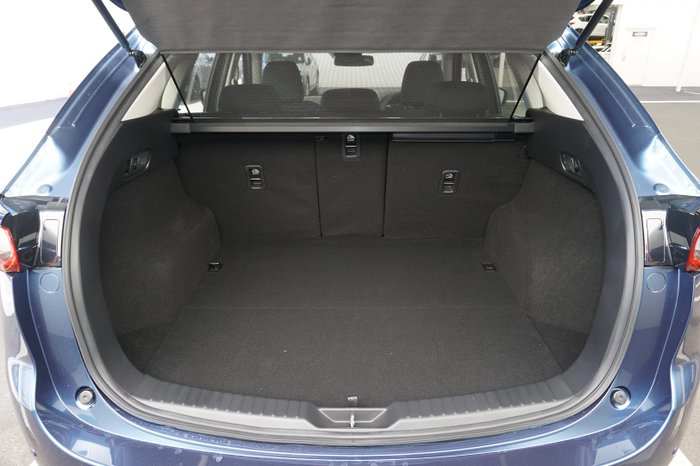 2021 Mazda CX-5 Maxx Sport KF Series Eternal Blue