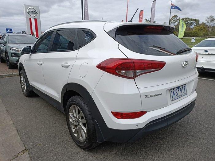 2017 Hyundai Tucson Active TLe MY17 White