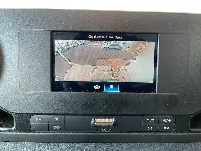 2021 Mercedes-Benz Sprinter 416CDI VS30