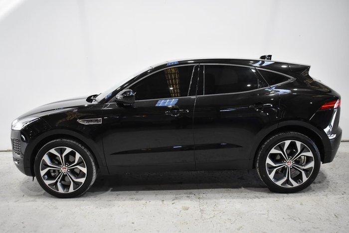 2019 Jaguar E-PACE P250 SE X540 MY19 AWD Santorini Black