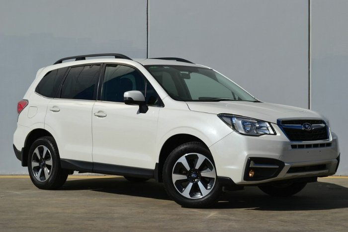 2017 SUBARU FORESTER 2.5I-L S4 MY17 CRYSTAL WHITE PEARL