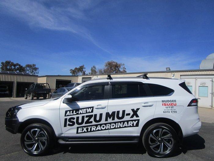 2021 Isuzu MU-X LS-T MY21 4X4 Dual Range White