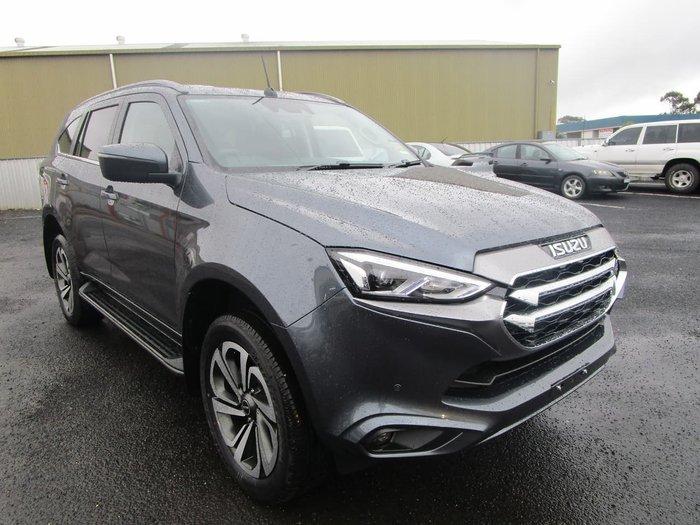 2021 Isuzu MU-X LS-T MY21 Grey