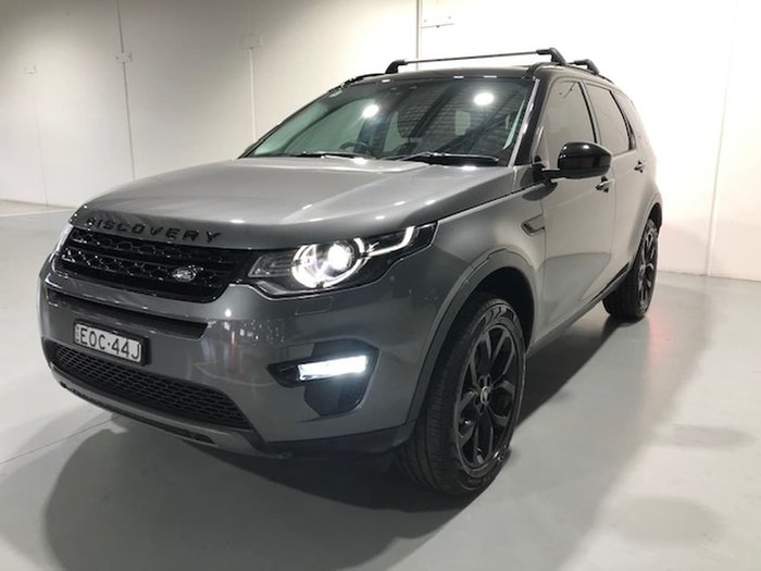 2017 Land Rover Discovery Sport TD4 180 HSE L550 MY17 4X4 Constant Grey