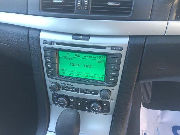2007 Holden Berlina VE Gold